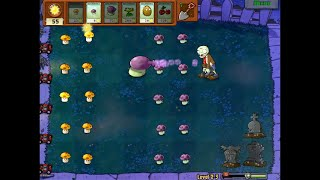 Plants versus Zombies - level 02-03