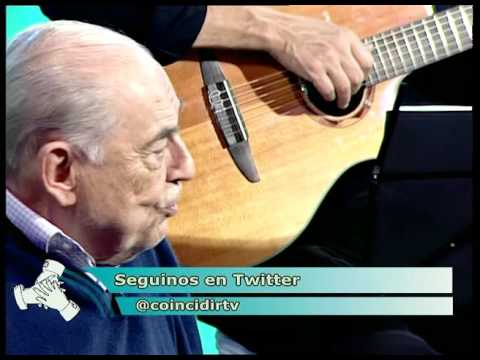 JUAN CARLOS SARAVIA I COINCIDIR TV