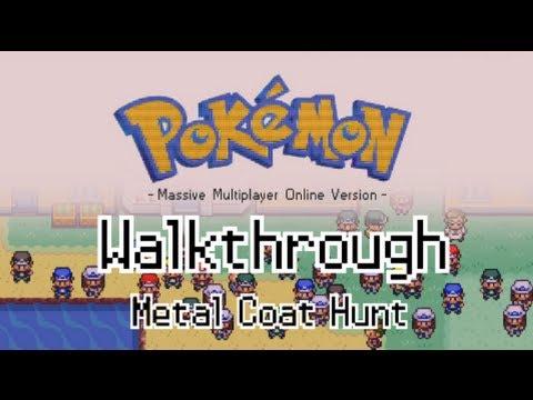 PokeMMO - Metal Coat Hunt
