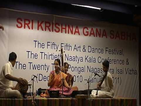 Legend Sri GNBs composition in rare raga Vandana Dharini by...
