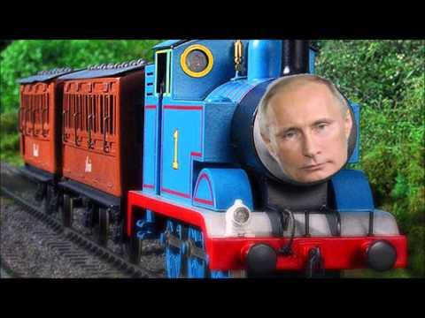 Solar/Bialas -  Vladimir Putin the Tank Engine