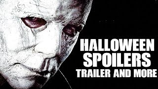Halloween 2018 Trailer News And Story Synopsis REVEALED!