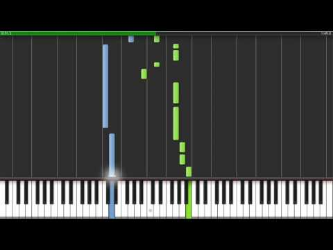 Call Me Maybe By Carly Rae Jepson - Synthesia Piano Tutorial + Midi video