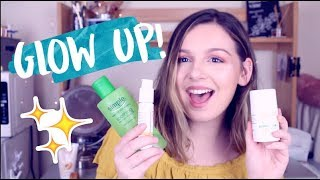 How to GLOW UP In 2018! The Best Skincare Tips & Products!