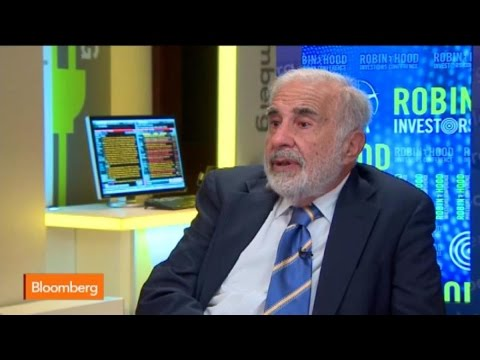 Carl Icahn: Western Europe Is Really a Problem