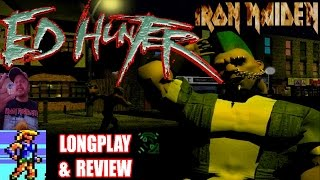 [PC] Ed Hunter - Longplay & Review (Iron Maiden official computer game)