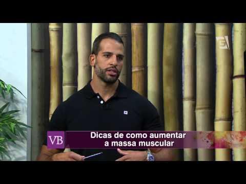 Você Bonita - Dicas de Como Aumentar a Massa Muscular (25/03/15)