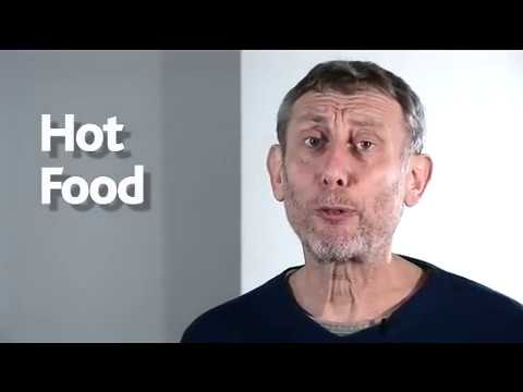 Hot Food - Michael Rosen