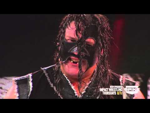 Sting reacts to the return of Abyss