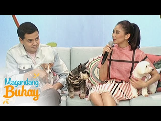Magandang Buhay: Sarah and John Lloyd's collections