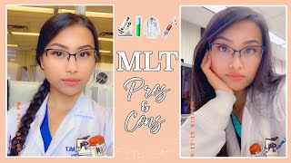 PROS/CONS: Medical Laboratory Technologist