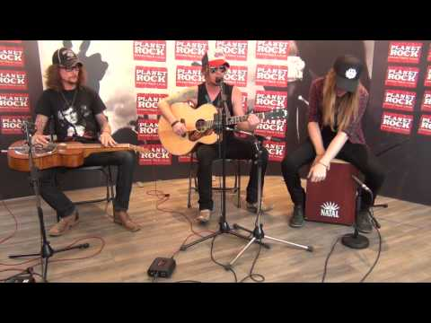 Download The Cadillac Three - Tennessee Mojo Planet Rock Live Session Mp4 baru