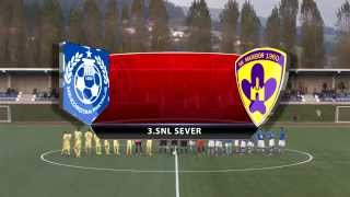 NK KOROTAN : NK MARIBOR B - HIGHLIGHTS