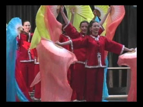A Glance: 2008 World Culture Folk Dance Competition