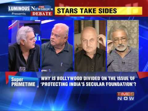 The Newshour  Debate: Bollywood Split - Part 1 (16th April 2014) video