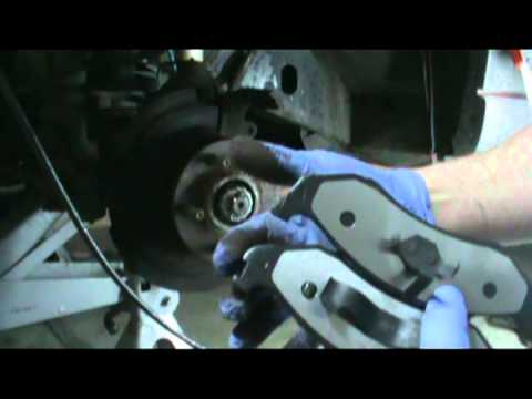 Jeep Grand Cherokee Front Brakes