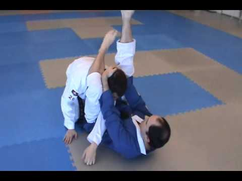 Grappling Drill 11 - Guard Submission Flow Drill Image 1