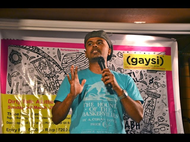 Stand Up Comedian Sorabh Pant Performs At Dirty Talk (Open Mic)