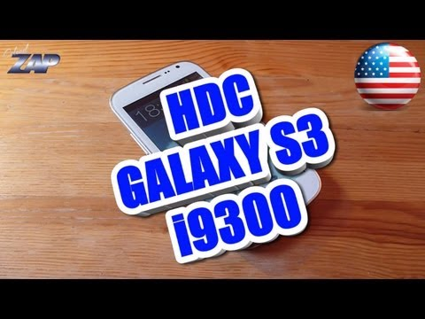 HDC Galaxy S3 i9300 Dualsim MT6575 Phone Review - Samsung SIII Clone? Fastcardtech - ColonelZap