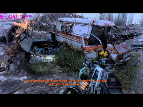 Metro Last Light GTX 690 First Glance of Outside