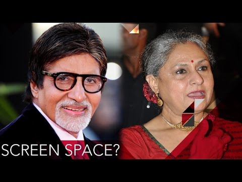 Amitabh Bachhan and Jaya Bachchan might share screen space | Bollywood News