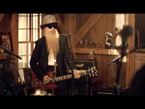 Billy Gibbons - La Grange Live From Daryl39s House