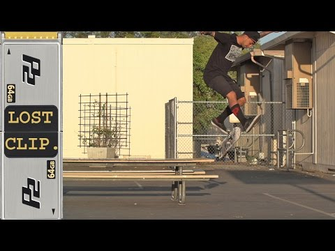 Chaz Ortiz X Games Real Street Lost Clip #153
