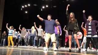 Crazy For You Rehearsal Trailer