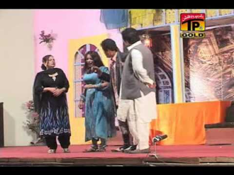 New Stage Drama -Part 1- Saraiki Drama 2015 DR.AIMA KHAN and...