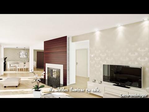 Decorar la sala de casa con estilo Minimalista