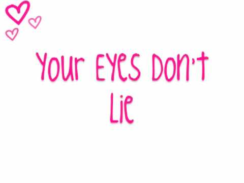 David Archuleta - Your Eyes Dont Lie