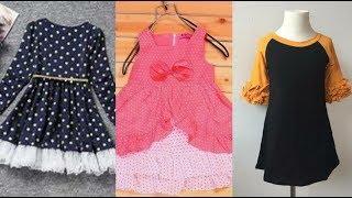 New Model Baby Cotton Frocks Designs Children Frocks 2019
