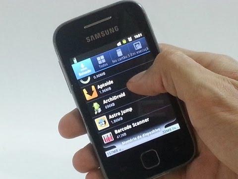 Como remover aplicativos nativos do Android (apps da operadora)