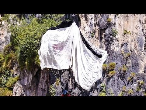 Base Jump FAIL - Tonsai Thailand