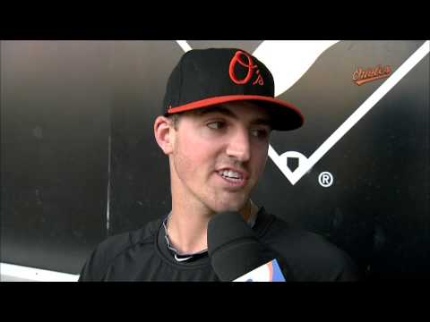 Kevin Gausman talks about his decision to stay at LSU instead of signing with the Dodgers