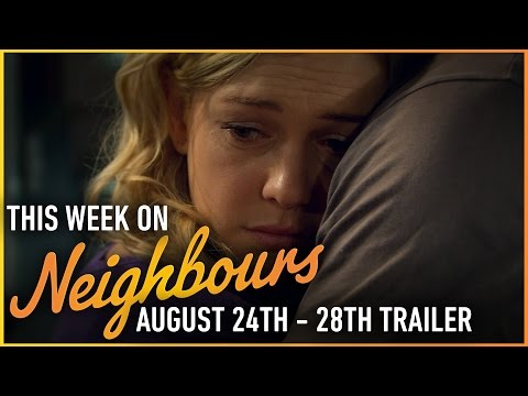 This week on Neighbours (August 24th - 28th)