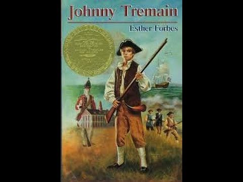 a look at the personalities of johnny tremain