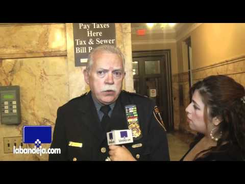 Chief of Police of Paterson NJ on Latest shootings