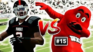 Must win game vs. #15 WKU | NCAA 14 Team Builder Dynasty Ep. 19 (S2)