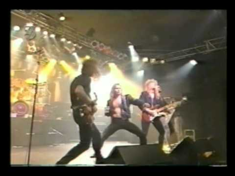 Helloween - How Many Tears LIVE (Fixed Guitar Solo:)