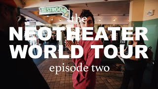 AJR - NEOTHEATER WORLD TOUR DOC (EP. 2)