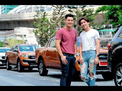 The Coup Channel : One Day Trip ตอย-เต้ กับความฉลาดของ Ford Ranger/Everest MY2016