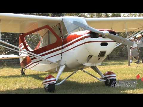 Aero-TV:  AAA's New Generation - Antique Aircraft Inspires Young Pilots