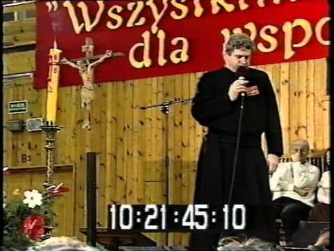 Józef Kozłowski SJ - konferencja