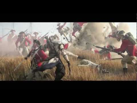Assassin's Creed 3 Trailer Montage - Heart of Courage