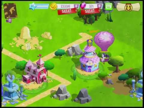 My Little Pony for iPad Preview – 148Apps