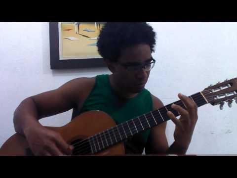 Andres Segovia - Prelude Fr Cello Suite No 1