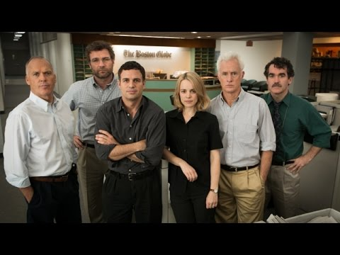 The Boston Globe Applauded 'Spotlight,' And Now The Vatican Is, Too - Newsy
