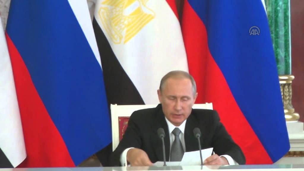 Vladimir Putin   Abdel Fattah el Sisi meeting in Moscow