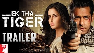 Ek Tha Tiger - EK THA TIGER - Theatrical Trailer (with English Subtitles) - Salman Khan & Katrina Kaif